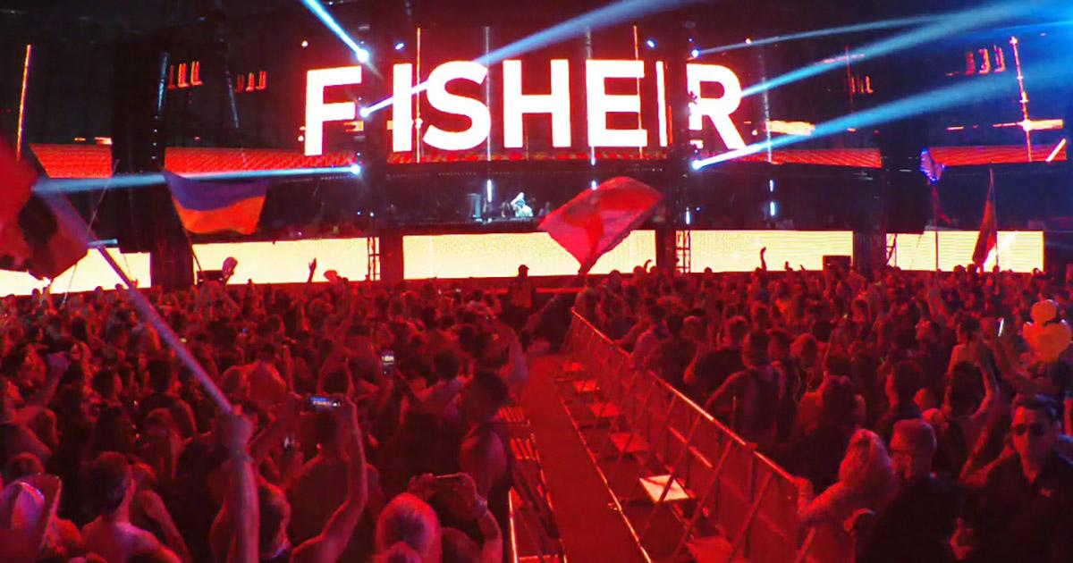 FISHER EDC 2019 Las Vegas Live Set - Rave Tapes